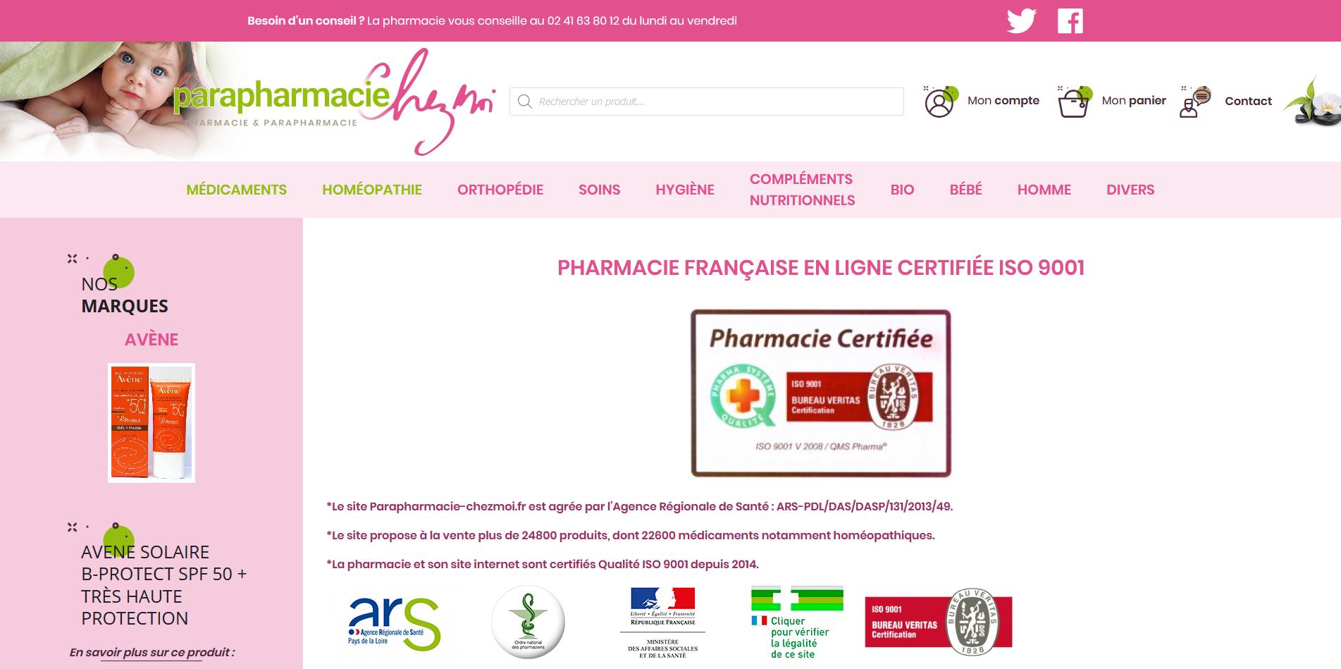 (c) Parapharmacie-chezmoi.fr